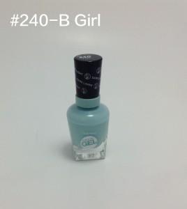B GIRL