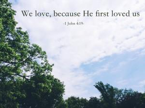 1 John 4-19