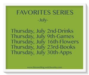 July FS Schedule